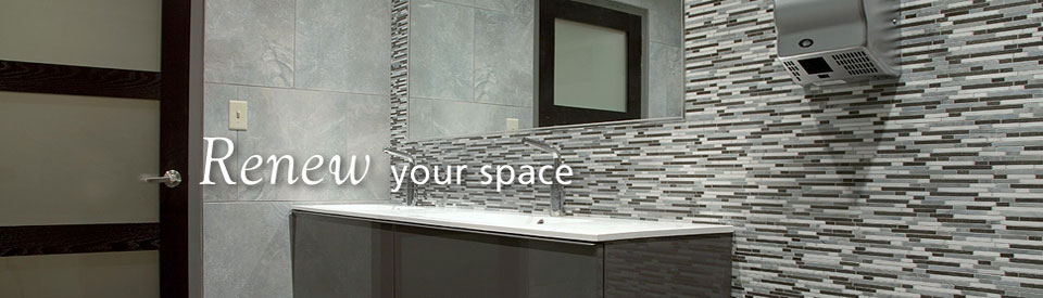 Renew your space